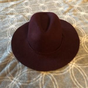 JCREW felt hat